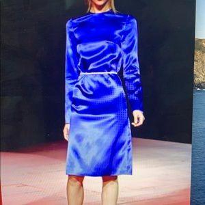 Miu Miu vintage Royal Blue Dress